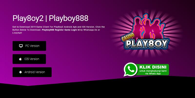 playboy888 register